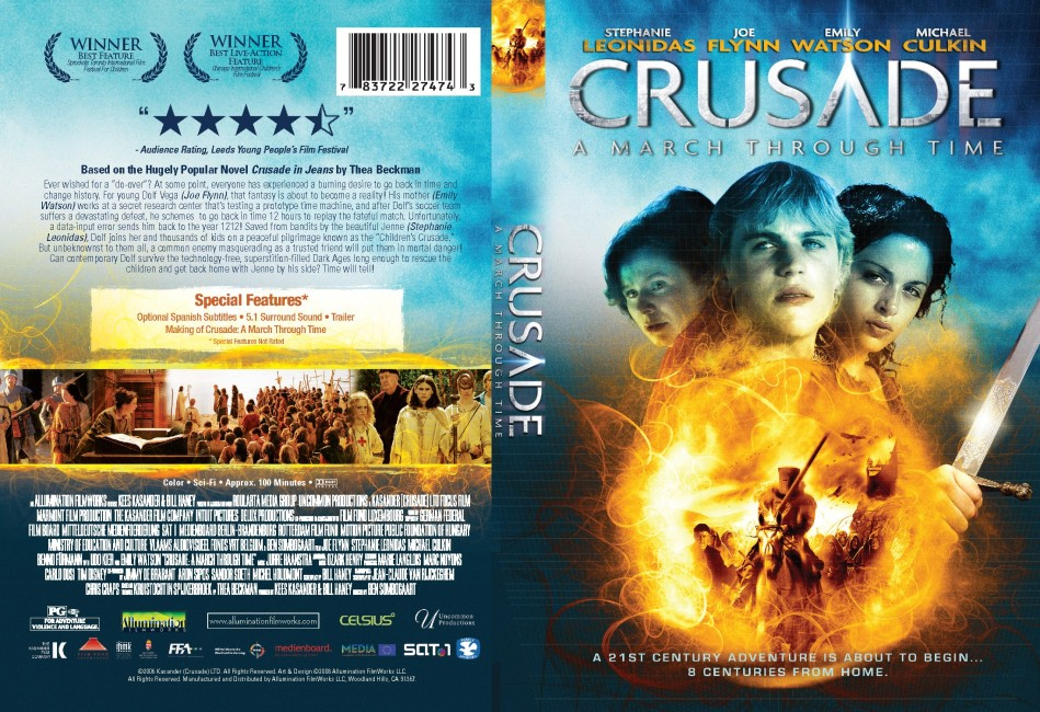 DVD - Crusade